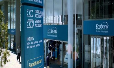 Ecobank Group Signs A Remittance Partnership With Small World Financial Services