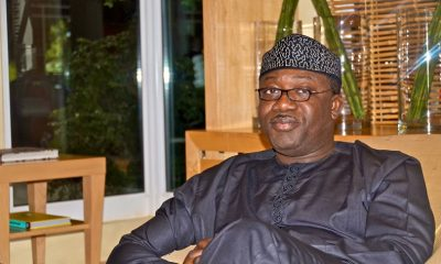 APC Reveals Why Fayemi, Others Were Suspended
