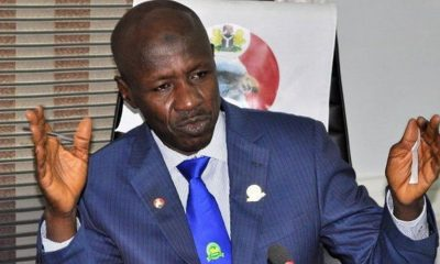 Magu Challenges Anyone Who Has Ever Offered Him Bribe To Come Out