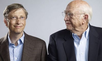 Bill Gates Pays Tribute To Late Father