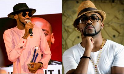 Banky W Narrates His First Experience With 2Baba