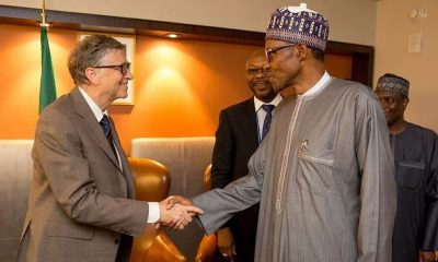Increasing Poverty Rate: Bill Gates Has A Message For Buhari