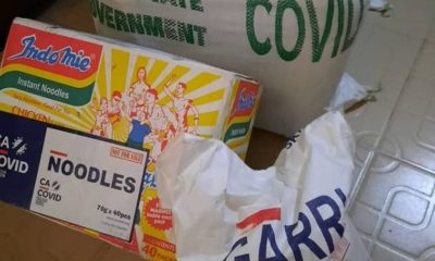 4,000 Beneficiaries To Get CACOVID Palliatives In Zaria