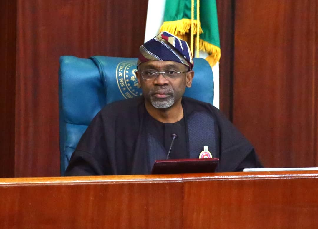 Budget Presentation: Gbajabiamila Says Buhari Will Comply to COVID-19 Guidelines