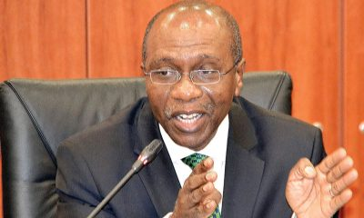 CBN Pleads With Court Not To Unfreeze #EndSARS Protesters' Accounts