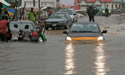 Lagos Government Warns Residents Of Imminent Flood