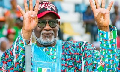 Feb. 23 Fixed For Akeredolu's Inauguration For Second Term In Office