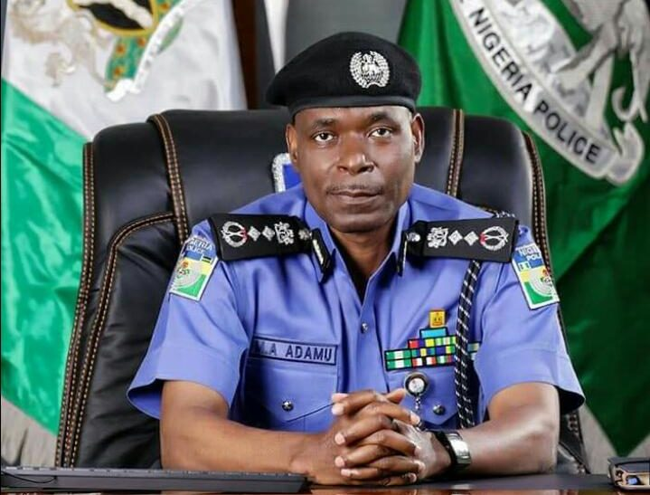 Police Promotes 82,779 Junior Officers
