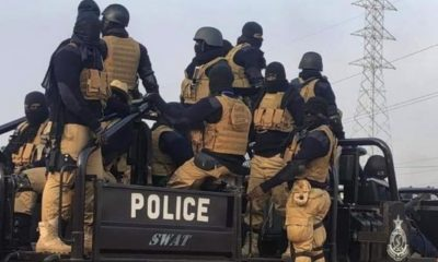 SARS and SWAT as a Metaphor or a Failed Government: Thumbs Up for our Visionary Youths