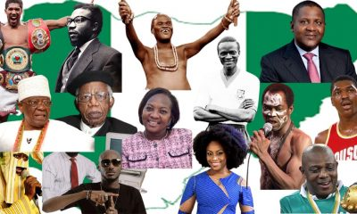 Nigeria At 60: Here's a List Of 60 Iconic Nigerians (Part 3)
