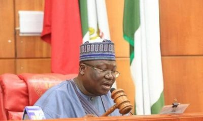 NASS To Pass 2021 Budget In December – Lawan
