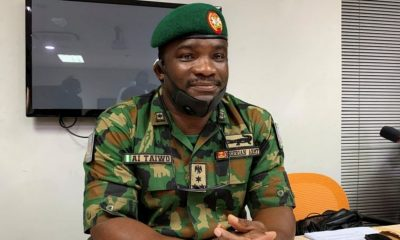 We Never Used Live Ammunition On Protesters – Army Tells Panel