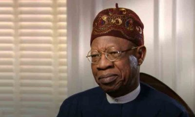 Lai Mohammed: Nigeria's Economy Is Better Compared To Russia's