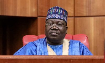 Senate President Seeks Support For Community Policing