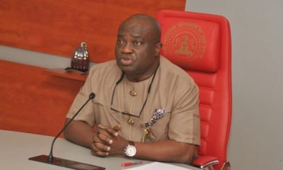 Gov. Ikpeazu Issues 14-Day Ultimatum To Contractors Handling Federal Roads In Abia