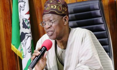 Buhari's Poverty Alleviation Programmes Best In Nigeria History – Lai Mohammed