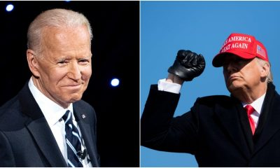 US Presidential Poll: Trump, Biden's Final Pitches To Voters