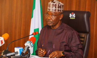 Gov. Sule Signs Nasarawa State N115.7 Bn 2021 Budget Into Law