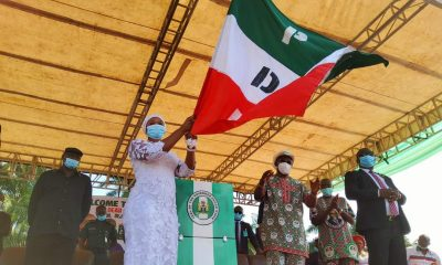 INEC Declares Ugwueze Of PDP Winner Of Enugu By-Election