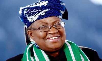 Okonjo-Iweala Becomes Recipient Of Forbes' Africa Person of the Year