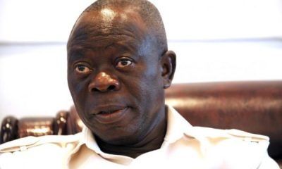 Oshiomhole: I Will Never Consider Returning As APC Chairman