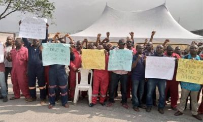 INTELS: Aggrieved Sacked Workers Demand Payment Of Benefits