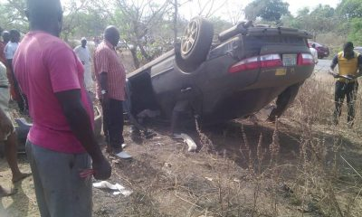 NCC Worker, His Wife, Children, Others Perish In Fatal Accident