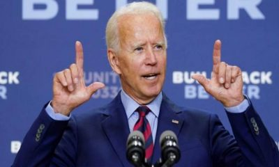Biden To Block Trump's Plan To Lift COVID-19 Travel Restrictions
