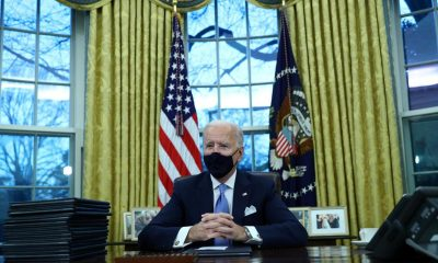 Biden Unveils National Pandemic Response On First Full Day In Office