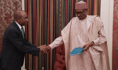 Fitch Ratings To Buhari: Stop Borrowing Money From CBN