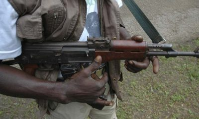 Gunmen Abduct Monarch, Others In Rivers