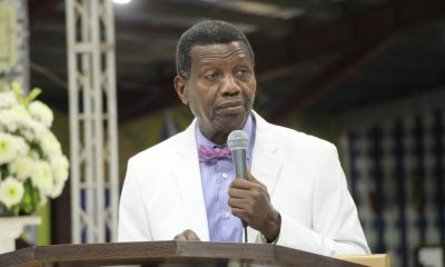 2021: Adeboye Says There Will Be Multiple COVID-19 Variants