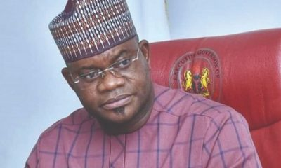 COVID-19: Nigerians Slam Yahaya Bello For Kicking Against Vaccines