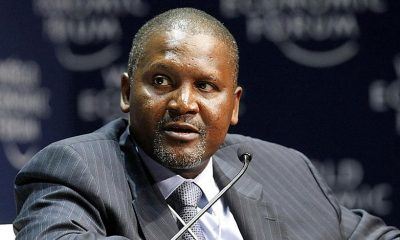 Forbes Ranking: Dangote Is Again African Richest Man