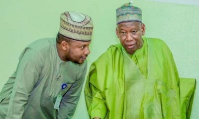 BREAKING: Ganduje Sacks Aide, Yakasai