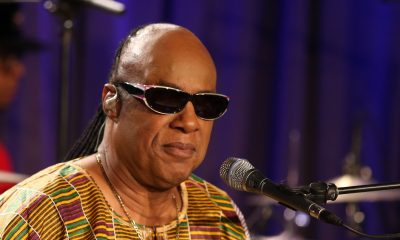 American Music Star, Stevie Wonder to Permanently Relocate to Ghana
