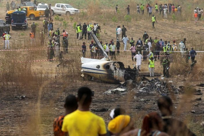 Abuja Military Plane Crash: Victims To Be Buried