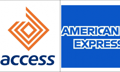 Access bank; American Express