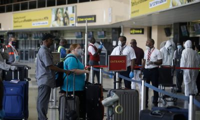 COVID-19: PTF Places Travel Restriction On 100 Passengers