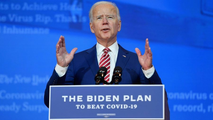 Biden To disclose At G7, Release Of $4bn For Vaccines To Poor Countries