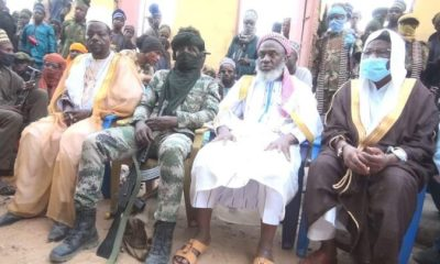 Cleric Sues For Calm After Meeting Bandits In Zamfara Forest