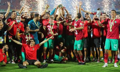 2020 CHAN: Morocco Win Second Title After Defeating Mali In Final