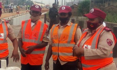 FRSC @ 33: We Have Brought High Level Of Sanity On Roads- Official