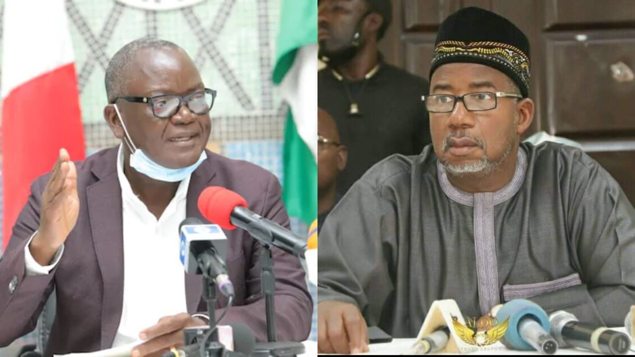 Samuel Ortom To Bala Mohammed: You Are A Terrorist