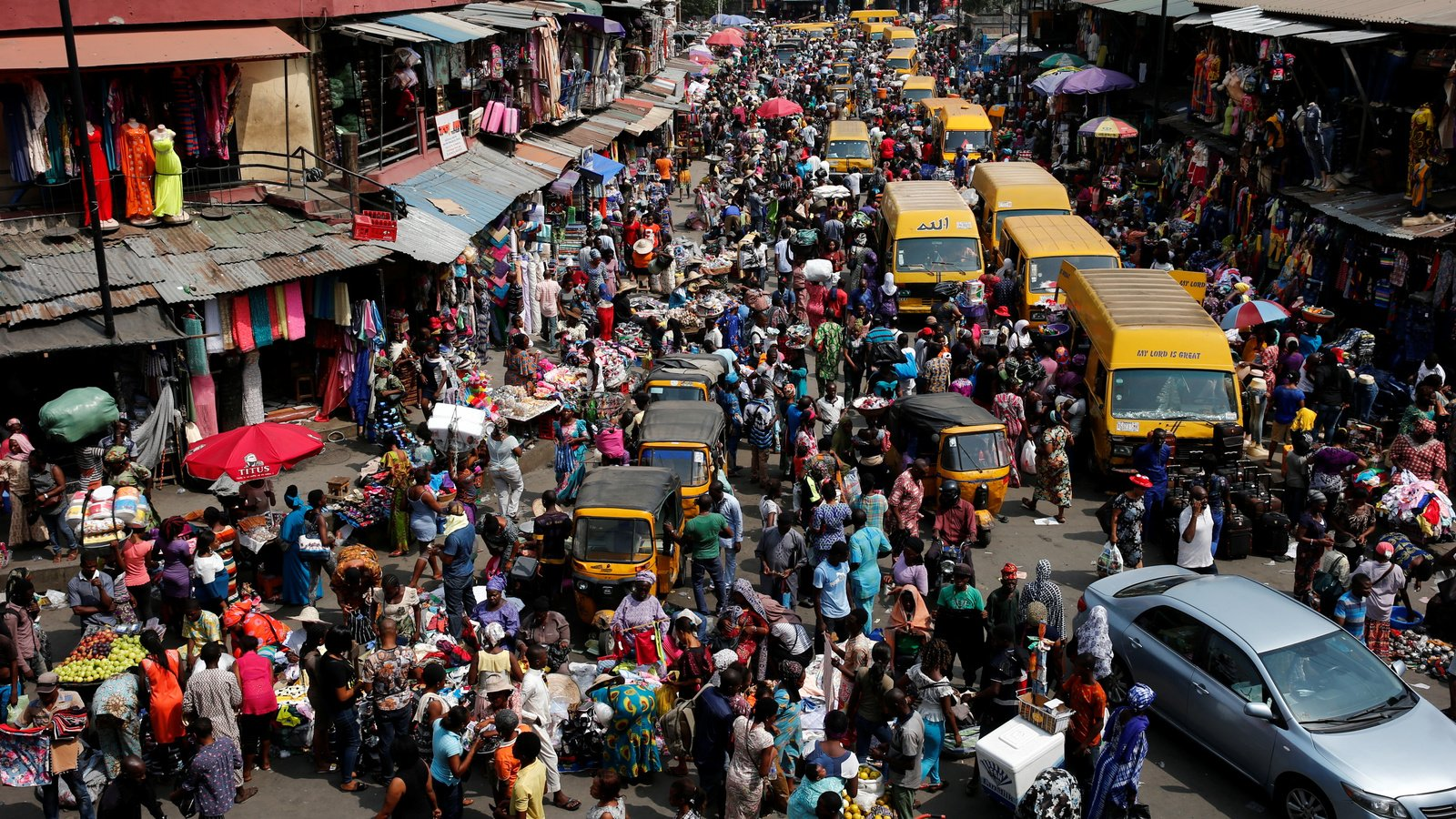 BREAKING: Nigeria Exits Recession With 0.11% GDP Growth