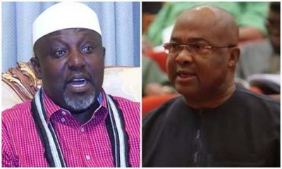 Okorocha: Uzodinma Is No More Governing But Chasing Shadows
