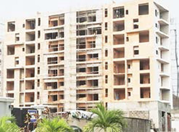 Construction Worker Falls To Death From 8 Storey Building