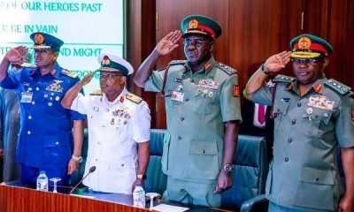 'Ex-Service Chiefs As Ambassadors And Why Not?'