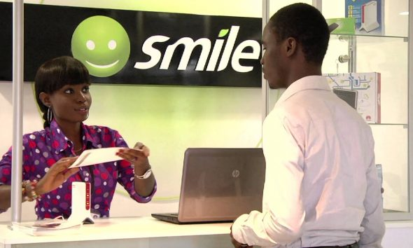 "Smile Telecoms Holdings Ltd. (""Group"") Announces Significant Changes in its Leadership"