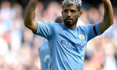 Aguero Set To Leave Manchester City At Summer